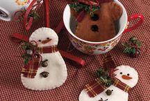Holiday Crafts / by Margi Smith Hinkston