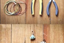 diy with wire for stnes