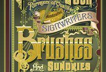Decorative Typography