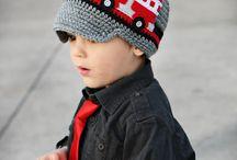 Crochet hats / by Allison Lang
