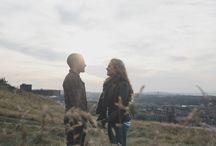 Engagement Shoot - Edinburgh Locations
