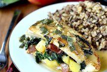 Chicken Recipes / by Heather Sullivan