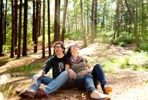 photo | engagement session by kendall pavan photography