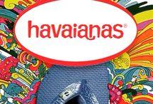 Produkter til sydenreisen / Havaianas!
