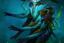 RPG monster ideas