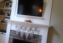 Fireplace / by Lindsay Sichta