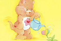 Care Bear Cousins   Proud Heart Cat / .