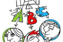 Ilustraciones para artículos de prensa