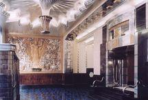 Art Deco - Interiors / by Lisa Cavera