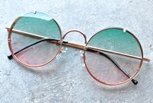 { Shades } / Sunglasses and shades in every shape and color. / by Jia Collection
