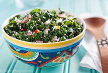 Food- Salad / by Meagan Wheeler