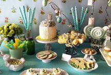 Easter / Easter gifts, styling and craft ideas
