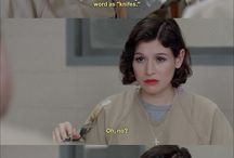 OITNB / All things Orange is the new black