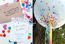 balloon theme party / by Cherish Paperie