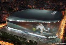 Santiago Bernabéu Stadium / Winning project in the competition for remodelling Santiago Bernabéu Stadium