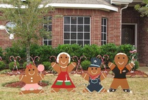 xmas outside decorations