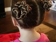 Hair Ideas for Kids / by Elizabeth Waraksa