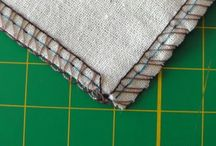 SEWING WITH SERGER