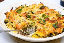 casseroles / Variety