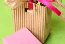 Party Favors / Mementos of the Special Occasion