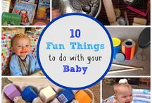 Ideas for play time