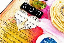 Journaling Bible Pages / by Bonita Rose Kempenich