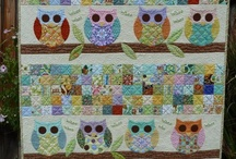 Baby Quilts / For the new little ones in our lives