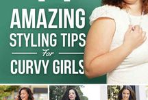 Style tips for curvy girls