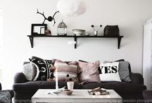 // living room decor