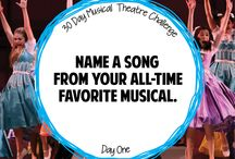 30 Day Musical Theatre Challenge