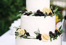 Wedding cake M+J