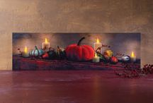 Harvest and Halloween with Ohio Wholesale / Changing of the seasons is always fun, and why not bring new pieces into your decor!