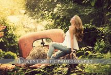 Rachel's Outdoor Session / Outdoor Senior Portraits - Kent Smith Photography