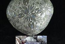 mandala kövön