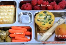 LunchBox Love (for the little ones) / lunch box inspiration for anyone packing a healthy school lunch