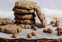 Gesunde Kekse, Cupcake, Muffins, Brownies & Co