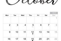 Calendar I.