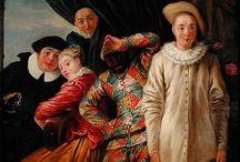 Peintre : Watteau Antoine