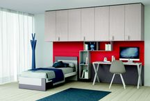 eco-friendly mood by Granzotto Italy / safe and functional children's rooms with modern design!
