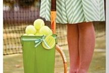 Tennis Party Ideas