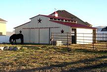 Western Classic Barn