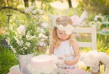 tea parties / by Christie Vicars Christie V Photography