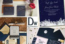 Wedding polygraphy