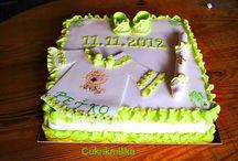 bristle cakes