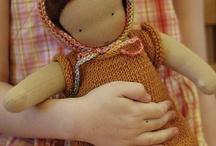 Waldorf Dolls / The best child's doll