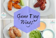 In-Vince-Ible / The In-Vince-Ible Pizza from @bigyfoods would go perfect with these Game Day Wings! #ad #PartyWithBigY