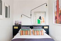 bedroom / chambre parents