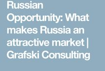 Russian Market Opportunities