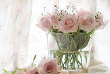 Bloemen en kransen