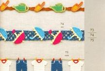 Crochet Edgings / by Marie Herbert